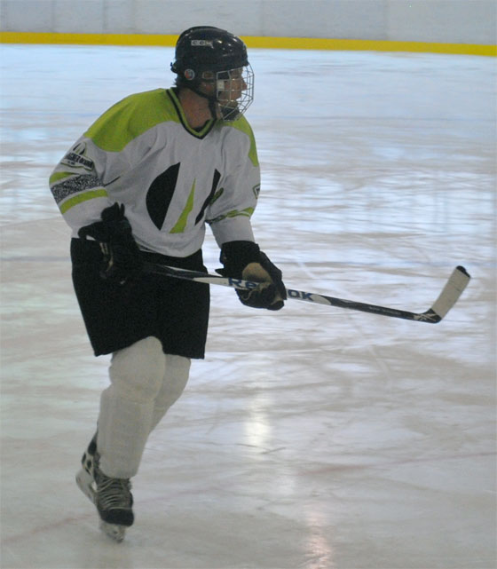 CWD Hockey Jersey in action