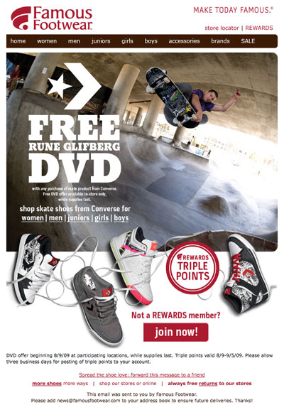Converse Skate Like A Punk Email